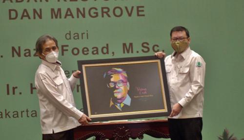 BRGM Lanjutkan Restorasi Gambut dan Mangrove