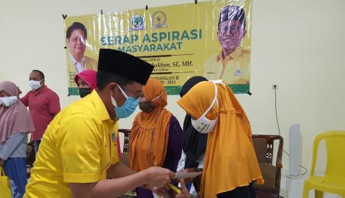 Temui Konstituen, Misbakhun Beberkan Ikhtiar Jokowi Kurangi Efek Pandemi