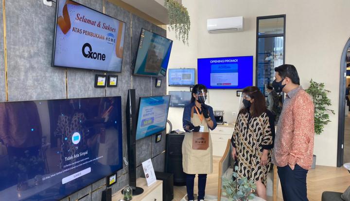 ECII Inovasi dan Kolaborasi di Grand Opening H.O.M.E by Electronic City Kota Bogor