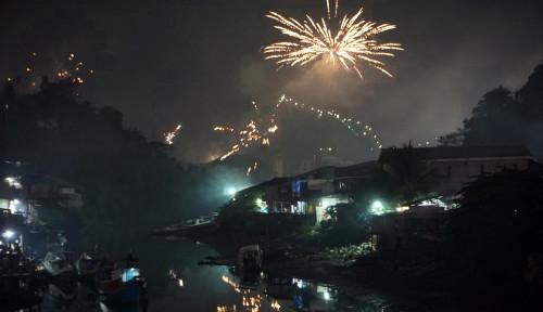 Alamak Bikin Malu! Sampah Tahun Baru di Bali Ternyata sampai Go International