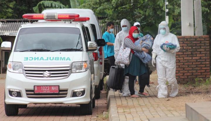 Legislator dari Gerindra Usul Pasien COVID dari Luar Jakarta Dikembalikan Saja