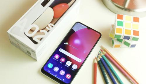 Samsung Galaxy A02s: Harga Rp1 Jutaan, Gimana Spesifikasinya?