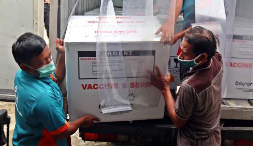 Tahap Kelima, Indonesia Resmi Datangkan 10 Juta Bahan Baku Vaksin Sinovac