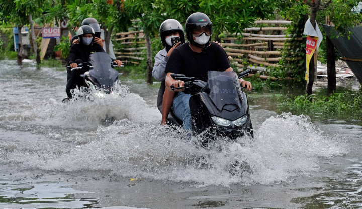 3 Kecamatan di Bekasi Terendam Banjir Usai Diguyur Hujan Sejak Minggu Pagi
