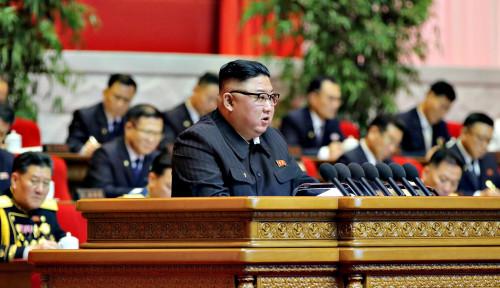 Gawat! Kim Jong-un Ngaku Gagal Kelola Ekonomi Negara, Apa Kabar Korut?
