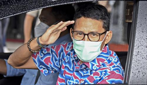 Sandiaga Uno Ajak Masyarakat Laksanakan Prokes Ketat saat Sambut Idul Fitri