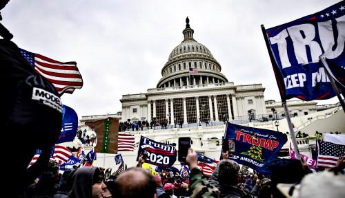 Foto Belasan Miliarder AS Kecam Kerusuhan di Capitol, Ini Kata Mereka