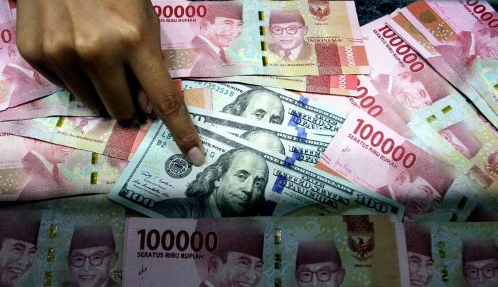Donald Trump Turun Takhta: Dolar AS Sengsara, Rupiah Perkasa di Mana-Mana!