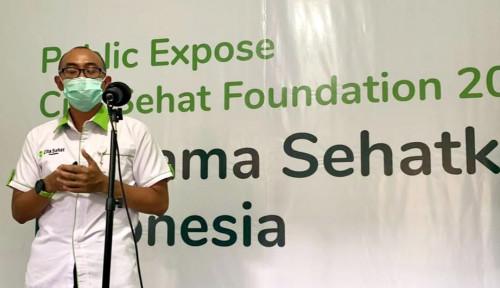 Cita Sehat Foundations Catat 38 Ribu Warga Terima Layanan Klinik Gratis Selama Pandemi