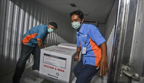 Bio Farma Siapkan Stok Vaksin Hingga 18 Juta Dosis pada bulan Mei