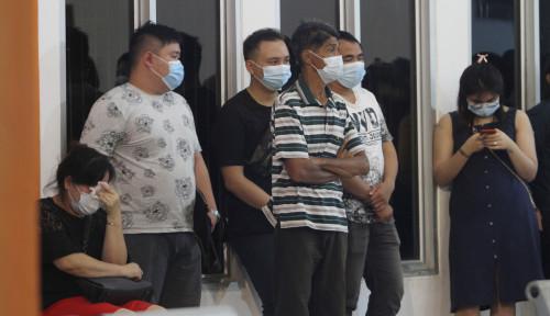 Ada 3 Bayi di Sriwijaya Air SJ182, Pak Menhub Minta Doa Restu Masyarakat