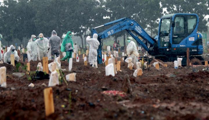 Kucurkan Duit Ratusan Miliar, Lokasi Makam yang Dibeli Anies Masih Misteri, FH Bersuara Lantang