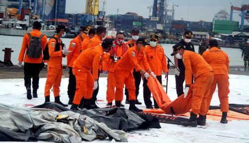 Operasi SAR Pencarian Pesawat Sriwijaya Diperpanjang 3 Hari