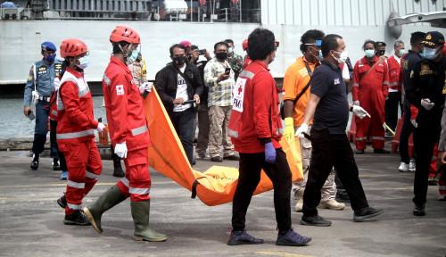 Masih Ada 26 Kantong Jenazah Korban Sriwijaya Air yang Belum Teridentifikasi