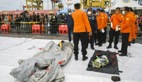 Dapat Instruksi Langsung dari Pak Jokowi, Menhub Budi Karya: Pencarian Sriwijaya Air Harus Maksimal