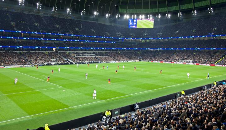 Tottenham Dihancurkan Man United secara Brutal di Kandang Sendiri