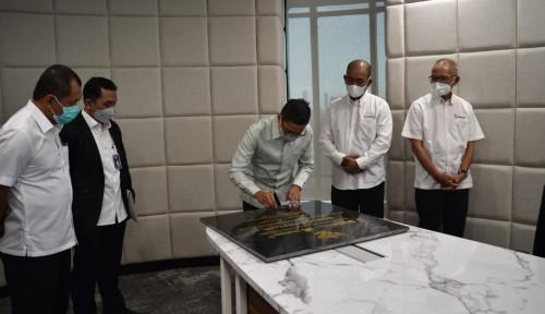 Kementerian BUMN Resmikan Gedung Milik Inalum di Sumut