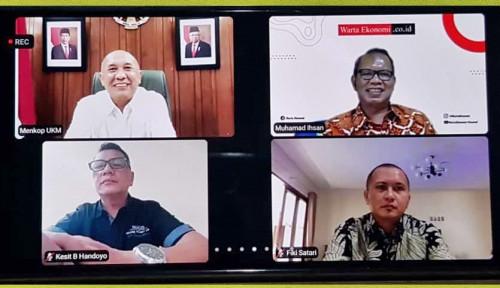 Dukung HPN 2021 Virtual, Ketua MPR dan Menkop-UKM Titipkan Pesan Ini