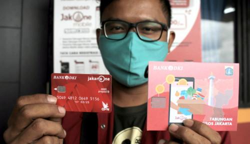 Kabar Gembira, Dinsos dan Bank DKI Mulai Salurkan Bantuan Sosial Tunai
