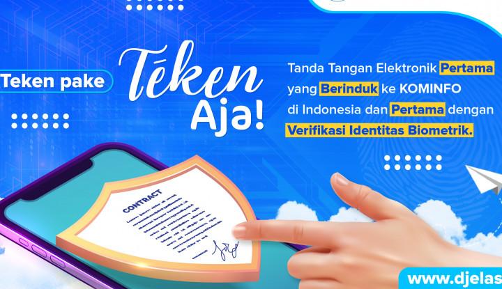 lulus uji, digital signature dtb resmi berinduk di kominfo