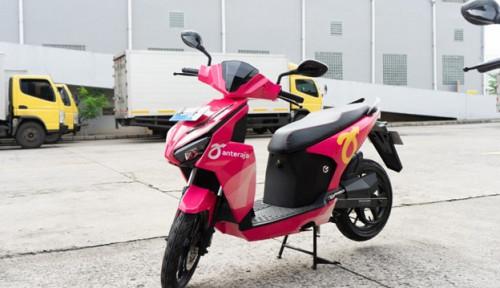 Pertamina Siap Produksi Baterai Sepeda Motor Listrik