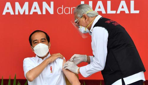 Kemenristek Terus Monitor Pengembangan Vaksin Merah Putih | Infografis
