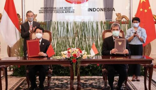 Apa Saja Kerja Sama yang Diteken Indonesia dan China? Ini Kata Menlu Retno