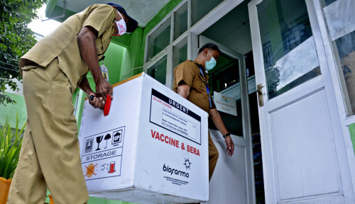Dini Hari, Bio Farma Distribusikan Lagi Vaksin Covid-19 ke 6 Provinsi