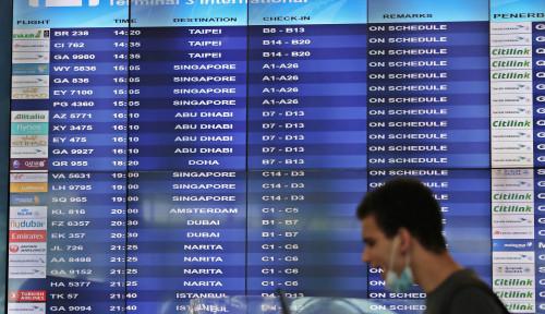 Simak! Ini Prosedur Baru Penumpang Internasional di Bandara Soetta