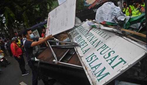 Viral Foto Perahu Karet FPI Dipakai Aparat, Netizen: Poskonya Dibubarkan, Perahunya Dipakai