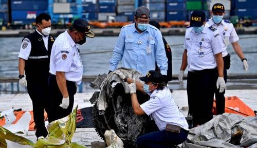 Sriwijaya Air Serahkan Santunan ke Keluarga Korban Teridentifikasi Pertama