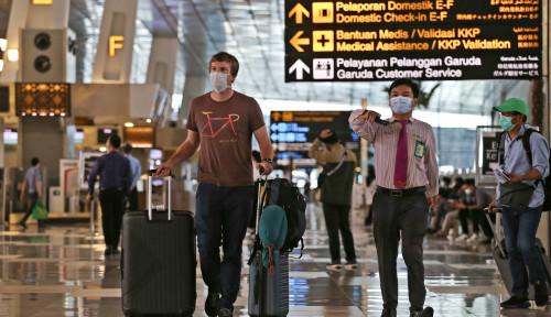 Eh...! Kok Ada 153 WNA Asli Tiongkok Tiba di Bandara Soetta, Bukannya Dilarang Ya?
