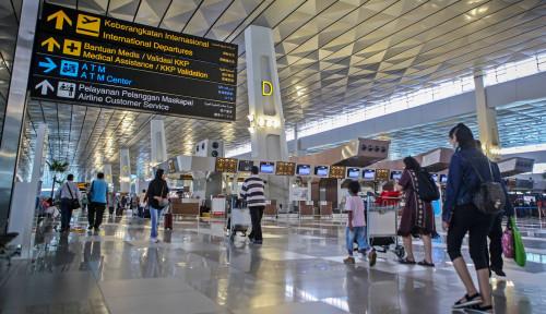Boleh Masuk Indonesia, 153 WNA China Mendarat di Bandara Soetta dan Langsung Karantina