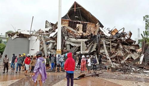Masa Tanggap Darurat Gempa Sulbar Diperpanjang hingga 2 Pekan