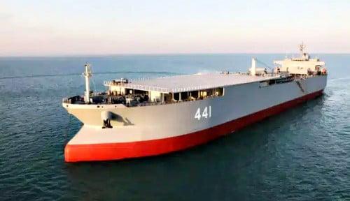 Gila! Kapal Tanker Berbendera Iran dan Panama Masuk Laut Indonesia, Lagi-lagi Kecolongan?