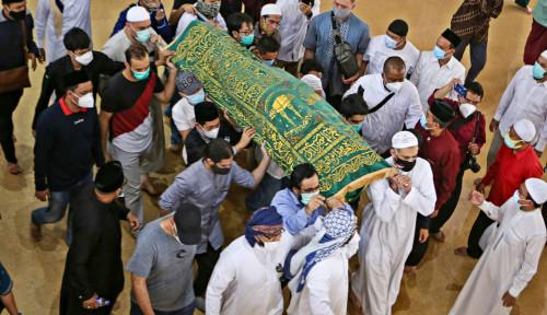 Sebelum Wafat, Uang Syekh Ali Jaber di Rekening Rupanya Tinggal Rp1 Juta