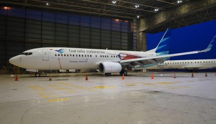 Pilot dan Awak Kabin Garuda Indonesia Sudah Divaksinasi Lengkap