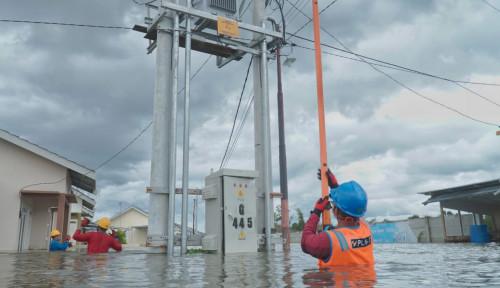 PLN Telah Pulihkan Seluruh Gardu Listrik yang Padam Akibat Banjir Manado