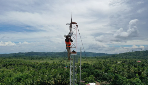 Kabel Bawah Laut Tersambung, Layanan Internet Telkom di Jayapura Kembali Normal