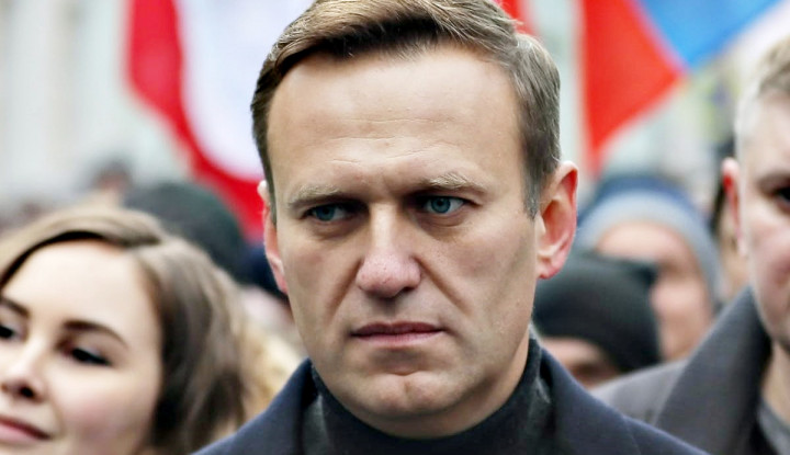 Jagat Digegerkan Penangkapan Alexei Navalny, AS dan Eropa Lantang Minta Pembebasan