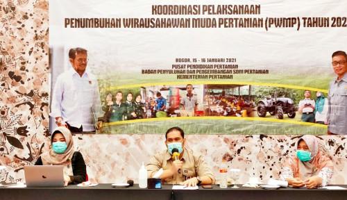 Kementerian Pertanian Kembangkan Program PWMP Guna Wujudkan Pertanian Modern