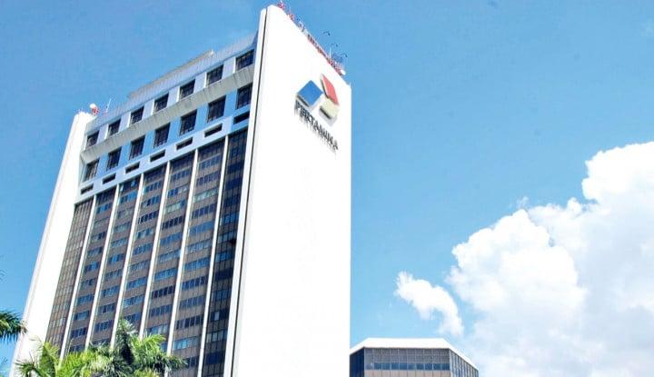 Direktur Keuangan Pertamina Beberkan Kebutuhan Belanja Modal Rp1.288 Triliun, Simak Rinciannya...