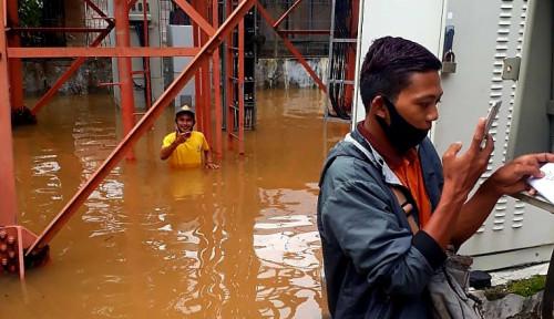 Kalsel Kena Banjir, Telkomsel Terus Layani Jaringan Masyarakat