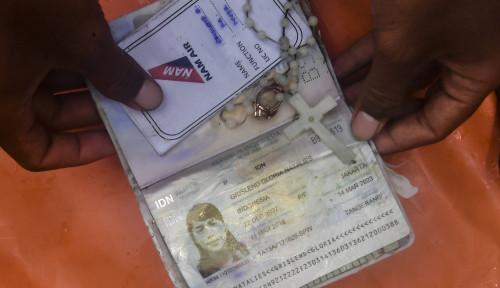 Ditemukan Paspor dan Kalung Salib Rosario atas Nama Ini...