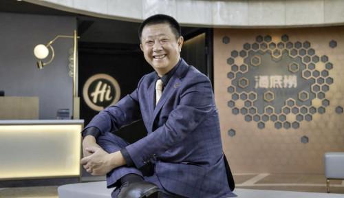 Foto Kisah Orang Terkaya: Zhang Yong, Miliarder China yang Justru Jadi Orang Terkaya Singapura