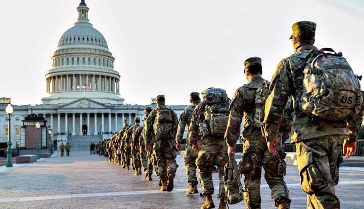 Gegara Ekstremis Sayap Kanan, FBI Pulangkan Selusin Personel Garda Nasional