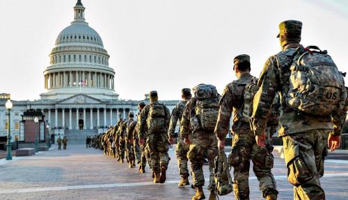Puluhan Ribu Personel Garda Nasional Terlantar, Joe Biden Justru Minta Maaf