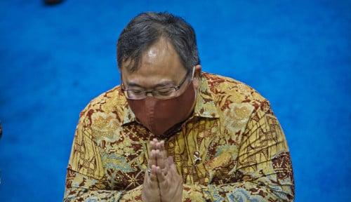 Didepak dari Kabinet, Bambang Brodjonegoro Langsung Duduki Jabatan Baru Komisaris Utama
