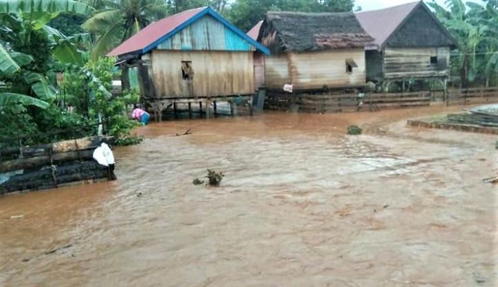 Surveyor Indonesia Kirim Bantuan untuk Korban Banjir Kalimantan Selatan