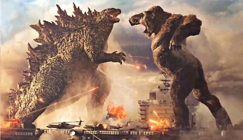 Fans Masih Bingung Mana yang Jahat dalam Film Sekuel, Godzilla atau Kong?